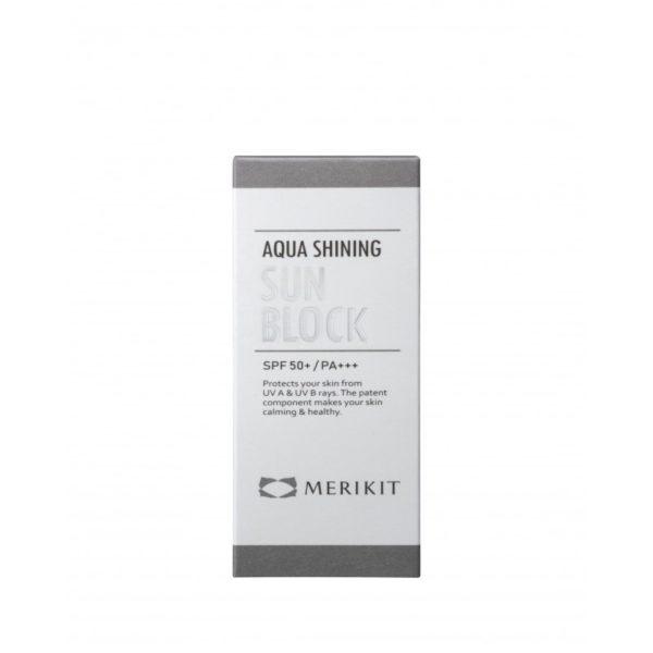 MERIKIT Aqua Shining Sun Block 60g
