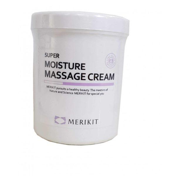 MERIKIT Super Moisturizing Massage Cream 1000ml
